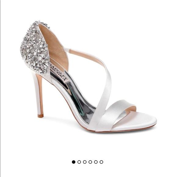 Badgley Mischka Wedding Shoes.Badgley Mischka Wedding Shoes
